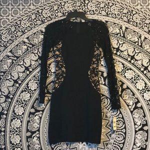Women's Black BCX dress
